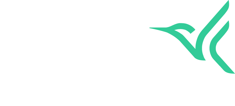New Arlo logo design, showing the Arlo wordmark in white with a green bird.